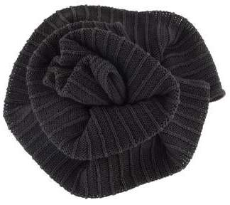 Sonia Rykiel Oversize Floral Knit Brooch
