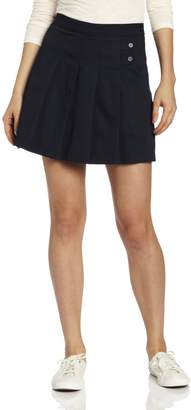 Classroom Uniforms CLASSROOM Juniors Tab Pleat Scooter Skirt
