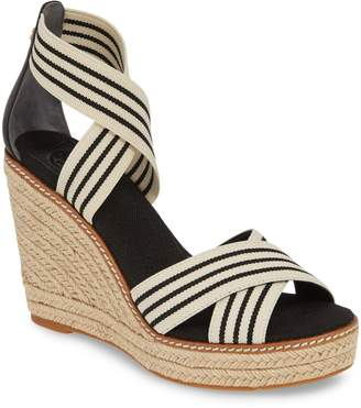 7b7e327c9ddb4 Tory Burch Espadrille Wedge Women s Sandals - ShopStyle