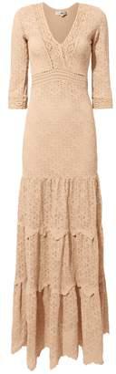 Nightcap Clothing Hazel Lace Maxi Dress