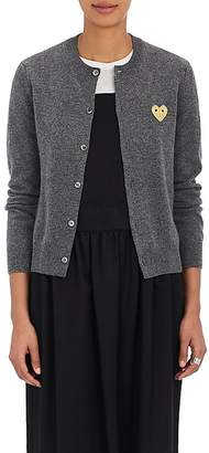Comme des Garcons Women's Wool Cardigan Sweater