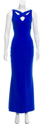 Chiara Boni Sleeveless Evening Dress