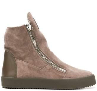 Giuseppe Zanotti Design Effie high-top sneakers