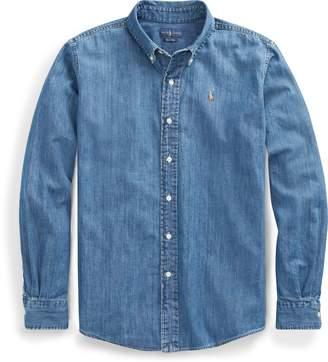 Ralph Lauren Chambray Big Shirt