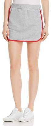 Honey Punch French Terry Mini Skirt - 100% Exclusive