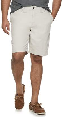 Sonoma Goods For Life Big & Tall SONOMA Goods for Life Regular-Fit 10.5-inch Twill Flat-Front Shorts