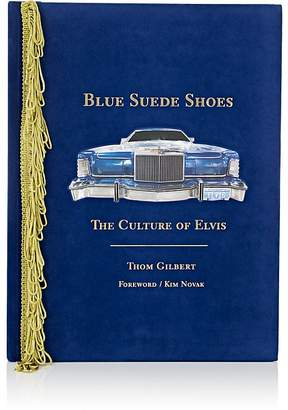 National Book Network Blue Suede Shoes: The Culture Of Elvis