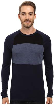 Smartwool NTS Mid 250 Color Block Crew Top Men's Sweater