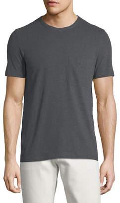Theory Essential Cotton Pocket T-Shirt