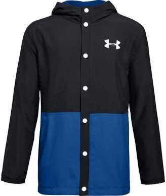 Under Armour Boys' UA Phenom Coaches Jacket