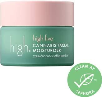 High Beauty - High Five Cannabis Seed Facial Moisturizer