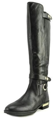 Vince Womens Prini Leather Almond Toe Knee High Fashion