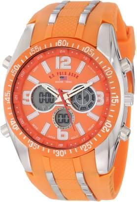 U.S. Polo Assn. Sport Men's US9285 Analog-Digital Chronograph Watch