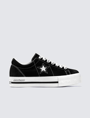 Converse Mademe X Corduroy One Star Platform