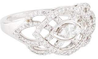 Amrapali 18K Diamond Cocktail Ring