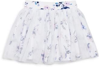 Splendid Girls' Floral Tutu Skirt