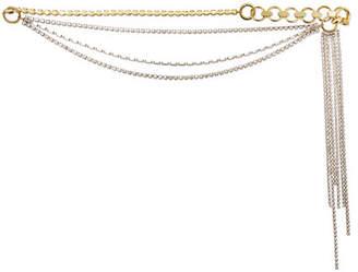 Rosantica Gold-tone Crystal Belt