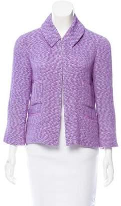 Marc Jacobs Textured Lightweight Jacket
