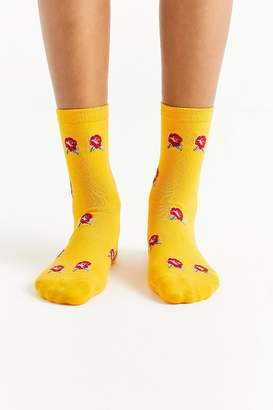 Urban Outfitters Conversation Crew Sock