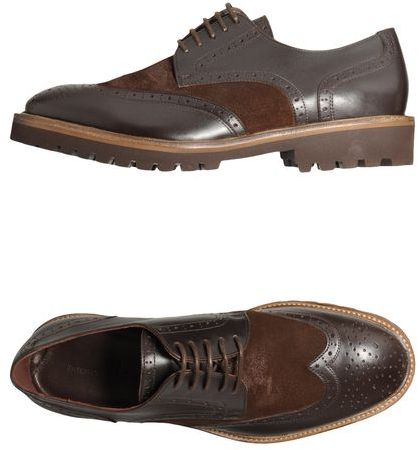 Profession Bottier PROFESSION: BOTTIER Lace-up shoes