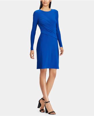 American Living Shirred Jersey Dress