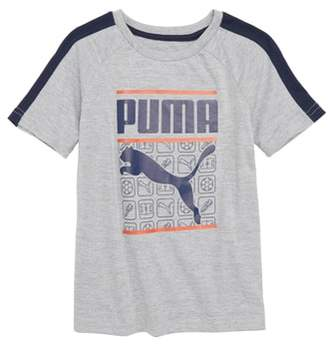 Puma Chase Graphic T-Shirt