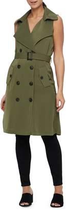 Vero Moda Classic Belted Waist Coat