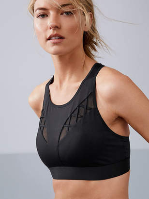 Victoria's Secret Victorias Secret Crisscross Sports Bra