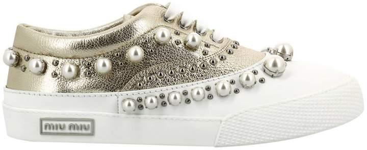 Sneakers Shoes Women Miu Miu