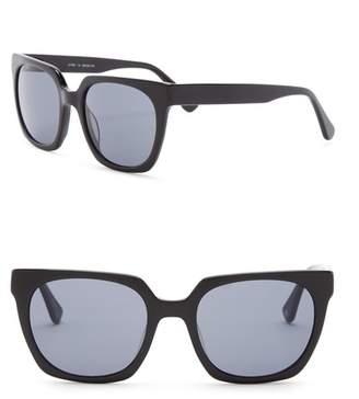 Joe's Jeans Women's Retro 55mm Sunglasses