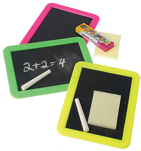 Blackboard - Set of 12