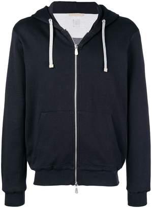 Eleventy full zip hoodie