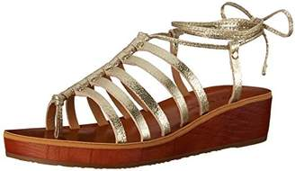 Lucky Brand Women's Hulumi Flat Sandal
