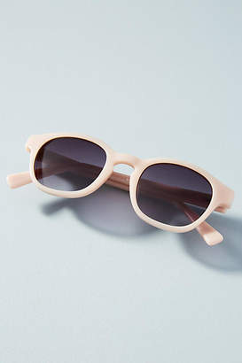 Anthropologie Chosen Round Sunglasses