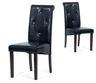 Warehouse of Tiffany Upholstered Dining Chair of Tiffany