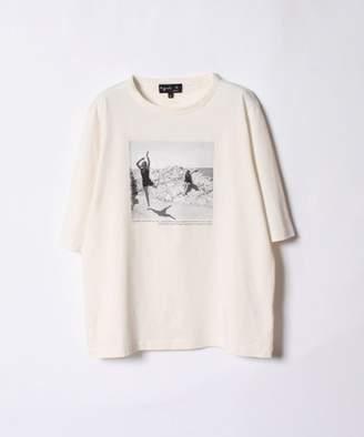 agnès b. (アニエス ベー) - agnes b. SBP4 TS Tシャツ