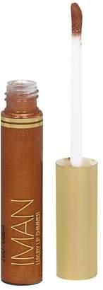 Iman Luxury Lip Shimmer IMAN Luxury Lip Shimmer Gloss, Brownie