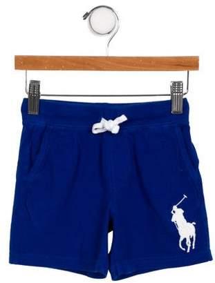 Polo Ralph Lauren Boys' Drawstring Logo Shorts