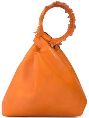 Elena Ghisellini top handle mini bag