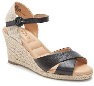 Me Too Bettina Espadrille Wedge Sandal (Women)