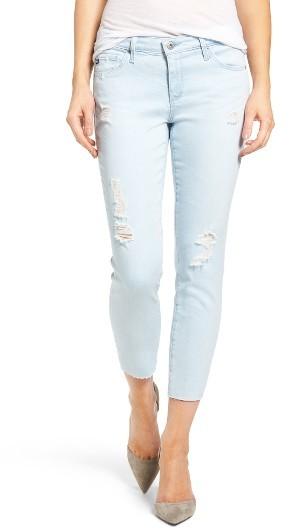 AG JeansWomen's Ag The Stilt Crop Skinny Jeans