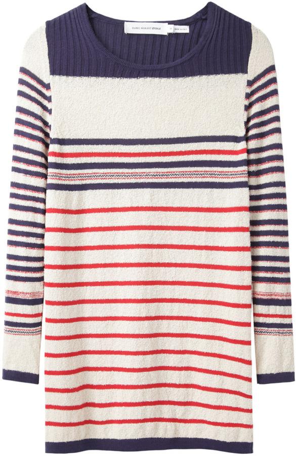 Etoile Isabel Marant Malo Stripe Pullover