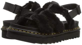 Dr. Martens Yelena Fluffy Women's Sandals