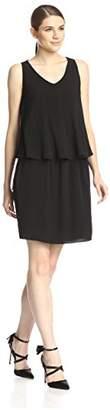 Carven Women's Technical Crepe Dress,34FR/2US