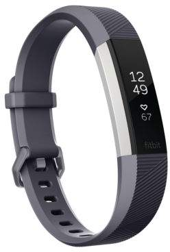 Fitbit Alta HR Heart Rate and Fitness Wristband Smartwatch