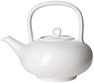 Iittala Swedish Grace Tea Pot - Snow