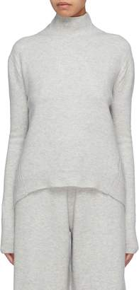 CRUSH Collection Cashmere blend turtleneck sweater