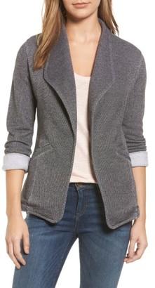 Petite Women's Caslon Knit Blazer $59 thestylecure.com