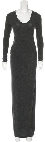 Alexander WangT by Alexander Wang Jersey Knit Maxi Dress