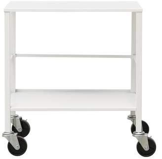 House Doctor Wheeled Side Table